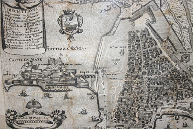 map 16th century